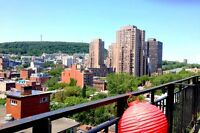 Downtown Place-des-arts furnished studio - Amazing view