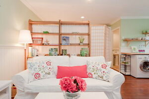 Beautiful Coach House Available Jan 1
