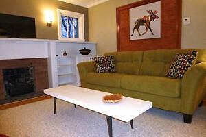 Furnished 3 Bedroom Downtown all utilities included