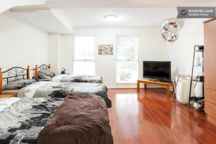 ONE MALE ROOMIE IN A  NICE HOUSE SHARE IN PYRMONT