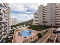 2 bedroom 2 bathroom apartment , Costa Blanca , Spain Near Benidorm