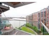 1 bedroom flat in New Providence Wharf, 1 Fairmont Avenue