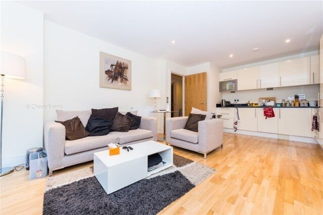 1 bedroom flat in Denison House, Lanterns Court, Canary Wharf