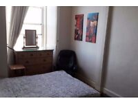 *1 MONTH ONLY***UNTIL 14TH JULY ONLY***Double Room in Leith with PRIVATE LIVING ROOM