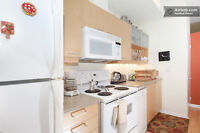 1 Bedroom Furnished heart of downtown!