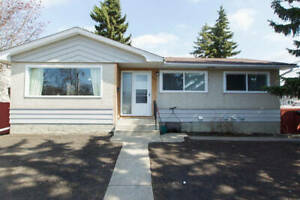 Pet-Friendly 3-Bed Main Floor Near NAIT