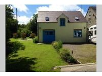 SPACIOUS DETACHED 3 BED COTTAGE & SMALLHOLDING - TRY BEFORE YOU BUY! PEMBROKESHIRE, WALES