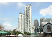 Studio flat in Pan Peninsula Square, West Tower, Canary Wharf