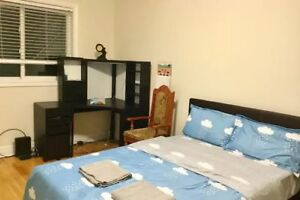 C2-Private Cozy Room (Finch West Subway & York University)