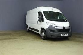 2014 CITROEN RELAY 35 HDI 130 L3 H2 ENTERPRISE LWB MEDIUM ROOF VAN LWB DIESEL