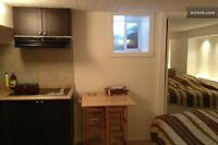 Fully furnished, near universities, NDG adj. Hampstead