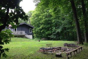 House with 10 acre for sale in south Uxbridge
