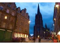 HOLIDAY LETS - TOP OF THE ROYAL MILE - GET IN TOUCH TO DISCUSS YOUR DATES