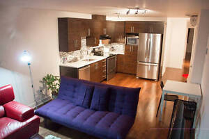 *Amazing furnished 2 brd - All included - Great Location - Sept