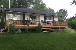 House on Pigeon River for rent - Avail June 1. - Kawartha Lakes