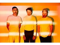 Alt-J Ticket for 16th June level 1 Block 105 - O2 Arena London