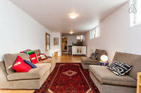 sublet for November 6th- December 8th..flexible