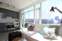 $2395  Stunning Modern Furnished Condo in DT Vancouver