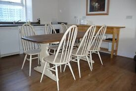 fully furnished 2-bed cottage to rent in Aberlour for short term (2-3 months)