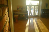 Room in shared apt across from Westmount park Females only