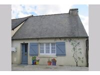Holiday Cottage / Gite - Rural Brittany - 1hr Flight From London - £41 per night - min 2 nights