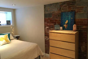 2 Bedroom Basement Apartment Downtown Kingston available June 1