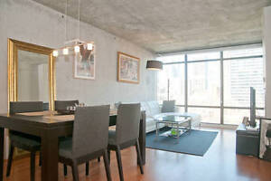 Modern Furnished 1BD for Rent- Yonge and Wellesley, near subway