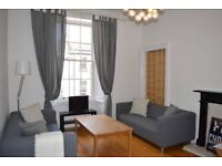 A bright, spacious fully furnished two bedrooms top floor flat available immediatley