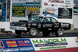 1973 dart drag car