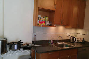 Private Room in Fully Furnished Apartment in West End Downtown-West End Greater Vancouver Area image 5