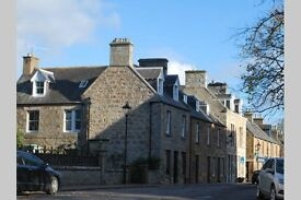 Shop for sale central Dornoch ( attached house for sale separately)