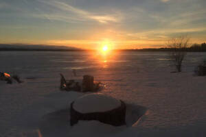 Two Neighbouring Cozy Cottage rentals - Orr Lake