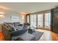 2 bedroom flat in New Providence Wharf, Fairmount Avenue, Canary Wharf