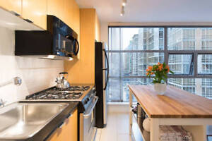 Stylish 1 BR with City View - Walk Everywhere Available Dec 22