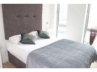 2 bedroom flat in Pan Peninsula Square, East Tower