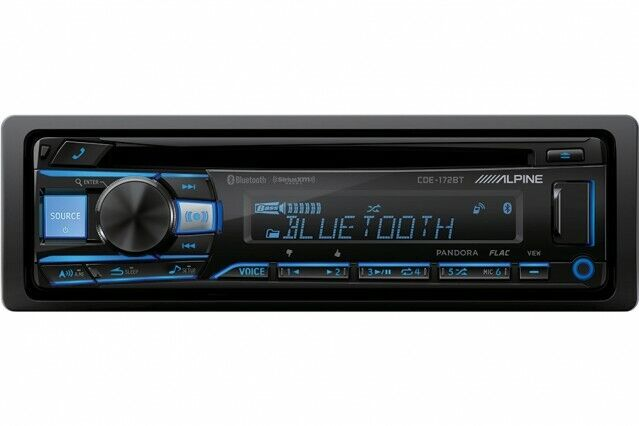 Alpine CDE-172BT CD Receiver with Bluetooth Wireless Technology