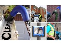 KDS high-clean ; gutter cleaning service