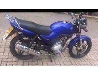 Yamaha YBR 125cc 2007 like dt yz cr rs ktm r6 r1 tzr gsxr