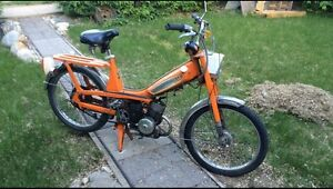 Looking for your old Motobecane moped