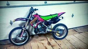 KX 100 for sale!