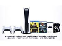 PlayStation 5 PS5 BRAND NEW Huge Bundle!
