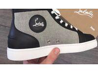 Christian Louboutin Rantus Mens High Top Sneakers