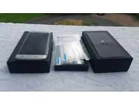 SAMSUNG GALAXY S7 EDGE - Unlocked (Titanium Silver)