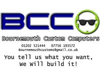Bournemouth Custom Computers - Repairs, Upgrades and Virus/Malware Removal