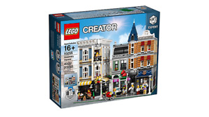 Lego Assembly Square 10255 BNIB & Receipt Save Taxes MORE LEGOS