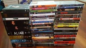 Huge Lot of DVDs/Blu-Ray - Movies and TV Series Rivervale Belmont Area Preview