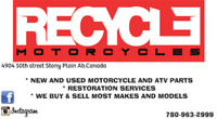 !!RECYCLE MOTORCYCLES IS HIRING!!