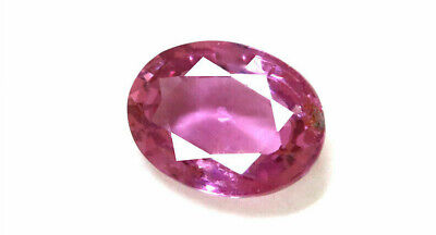 [japan quality] Pink sapphire  1.41CT  Loose Gemstone