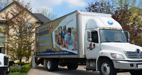 Ten years of experience in the moving industry