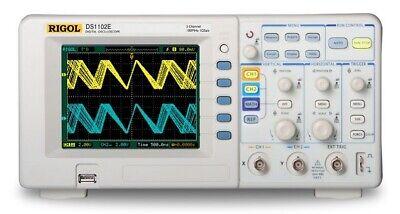 Ds1102e Rigol Digital Oscilloscope New